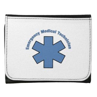 Técnico médico de la emergencia de EMT