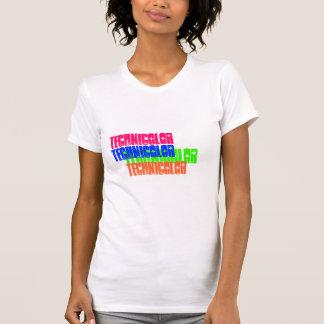 tecnicolor, tecnicolor, tecnicolor, tecnicolor camisetas