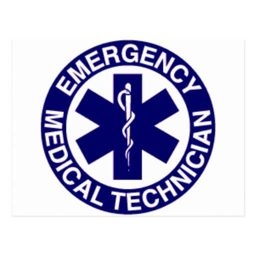 TÉCNICOS MÉDICOS EMT DE LA EMERGENCIA POSTAL