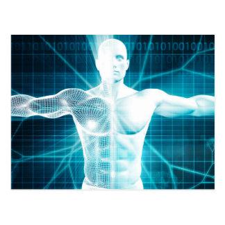 Tecnología Biotech de la biotecnología o de la Tarjetas Postales