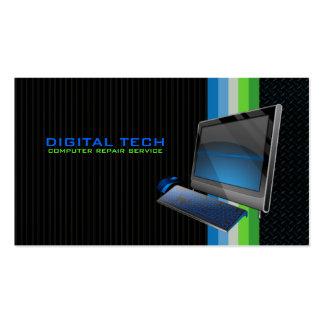 Tecnología de Digitaces. Tarjetas de visita del
