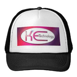 Tecnología de K.E Gorros Bordados