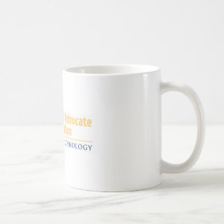 Tecnología de la información paciente de la fundac taza de café