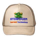 Tecnología de la pila de combustible gorra