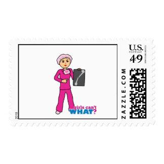 Tecnología de la radiografía - medio timbres postales