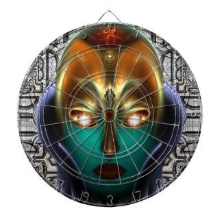 Tecnología de la reina del Cyborg de Daria