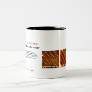 Tecnología de RHK - diciembre de 2008 taza de café
