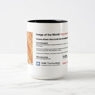 Tecnología de RHK - taza de café de sept. 2012 del