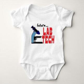 TECNOLOGÍA del LABORATORIO con el MICROSCOPIO Body Para Bebé