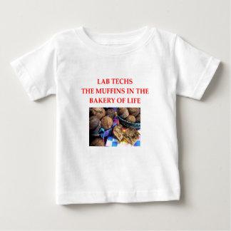 tecnología del laboratorio camiseta