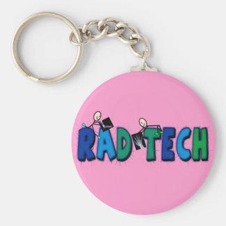 Tecnología del Rad con diseño de la gente y de las Llaveros Personalizados