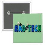 Tecnología del Rad con diseño de la gente y de las Pins