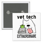 Tecnología del veterinario Extraordinaire Pins