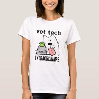 Tecnología del veterinario Extraordinaire Playera