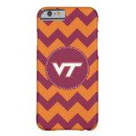 Tecnología del VT Virginia Funda De iPhone 6 Barely There