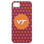 Tecnología del VT Virginia Funda Para iPhone SE/5/5s