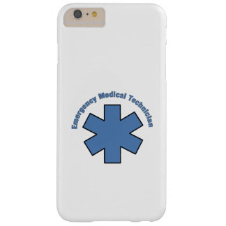 Tecnología médica de la emergencia funda para iPhone 6 plus barely there