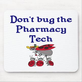 Tecnología Mousepad de la farmacia