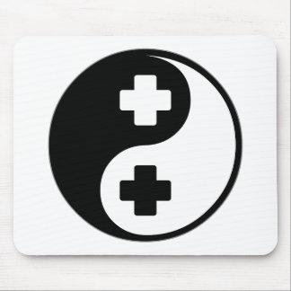 Tecnología quirúrgica de Yin Yang Alfombrilla De Ratones
