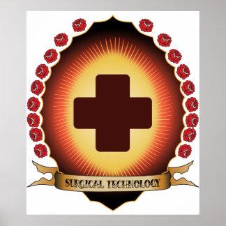 Tecnología quirúrgica Mandorla Posters