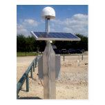 Tecnología solar postal