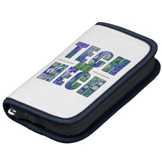 Tecnología y Mech azules Organizador