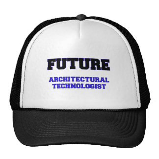 Tecnólogo arquitectónico futuro gorro