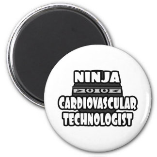 Tecnólogo cardiovascular de Ninja Iman