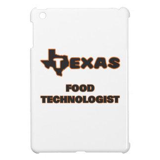 Tecnólogo de la comida de Tejas