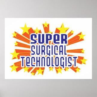 Tecnólogo quirúrgico estupendo impresiones