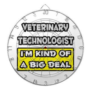 Tecnólogo veterinario. Soy un poco una gran cosa Tabla Dardos