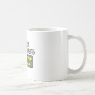 Tecnólogos médicos… más elegantes tazas de café