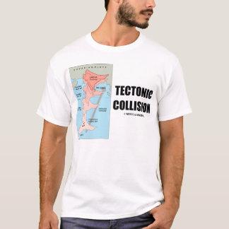 Tectonic Collision (Himalayas) T-Shirt