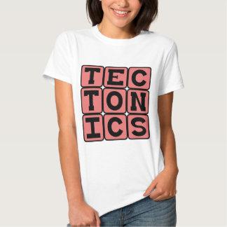 Tectónica, concepto geológico polera