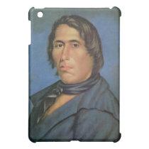 Tecumseh (1768-1813) (oil on canvas) iPad mini case