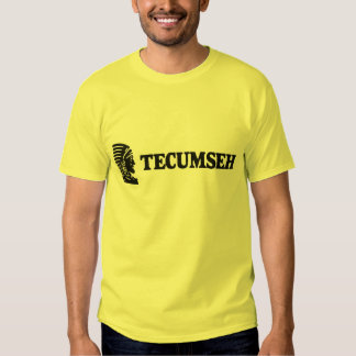 Tecumseh_Indian_Logo_BW Shirt