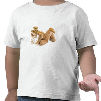 Ted and Horse domino game T Shirts
