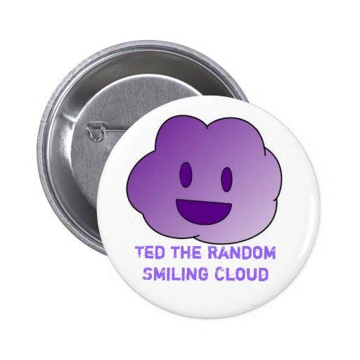 Ted (Buttion) Pin Redondo De 2 Pulgadas