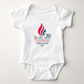 Ted CRUZ 2016 Baby Bodysuit