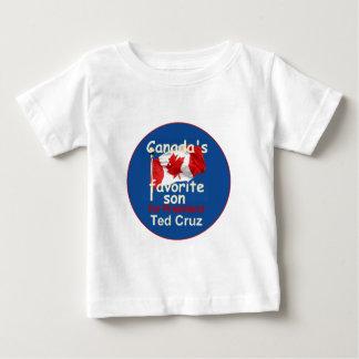Ted CRUZ 2016 Baby T-Shirt