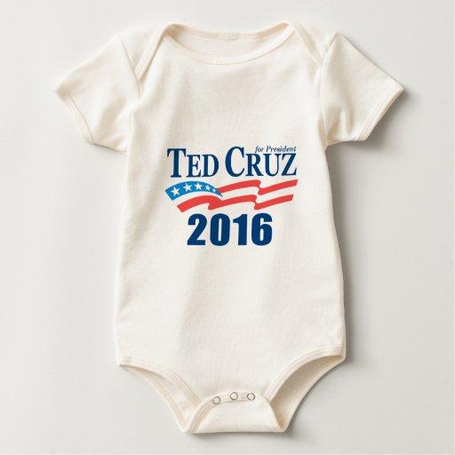 Ted Cruz 2016 Body Para Bebé