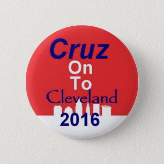 Ted CRUZ 2016 Button