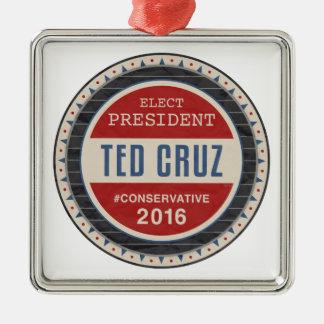 Ted Cruz 2016 Ornato