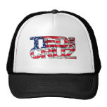 Ted Cruz 2016 (flag) Trucker Hat