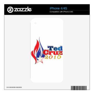 Ted Cruz 2016 iPhone 4S Decal