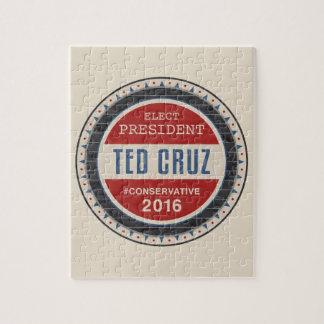 Ted Cruz 2016 Jigsaw Puzzle