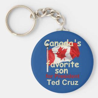 Ted CRUZ 2016 Keychain