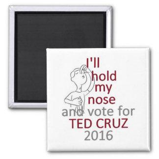 Ted Cruz 2016 Magnet