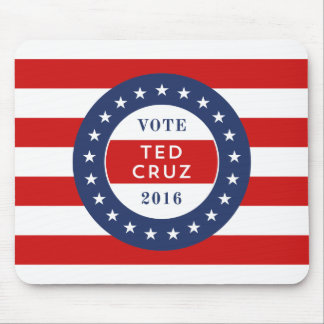 Ted Cruz 2016 Mouse Pad