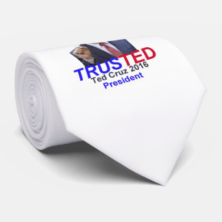 Ted Cruz 2016 Neck Tie